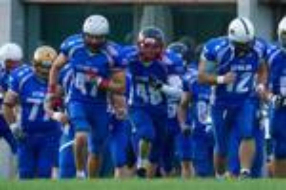 Football Americano: A1-Secondo turno: Dolphins Ancona- Guelfi Firenze