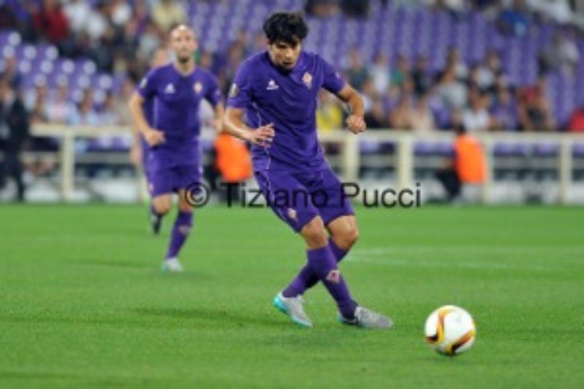 La Fiorentina dice no alla Sampdoria per Mati Fernandez