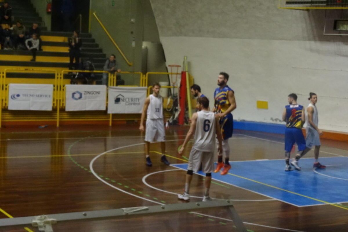 Basket B/M :La Fiorentina Basket sale a Lecco