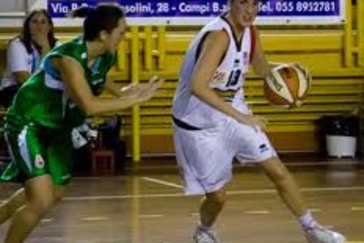 Basket B/F 2° trasferta consecutiva della Florence a San Giovanni Valdarno col Galli