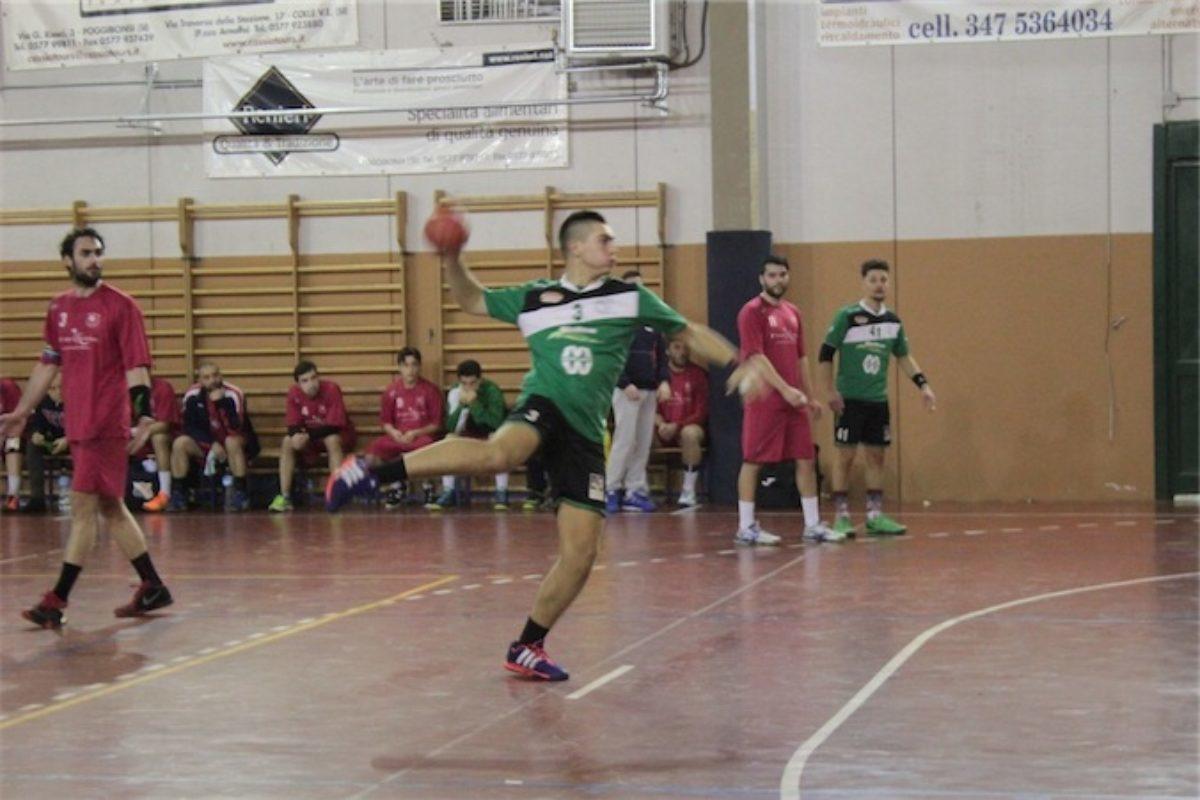 Pallamano a2/M: Il Tavarnelle ChiantiBanca espugna anche Sassari 32-30 e vola da 1° ai Play Off
