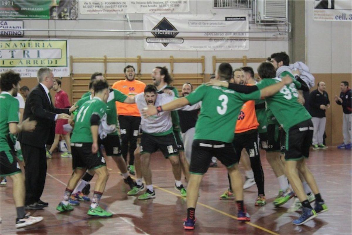 Pallamano: Il Tavarnelle ChiantiBanca è Campione Regionale Under 18