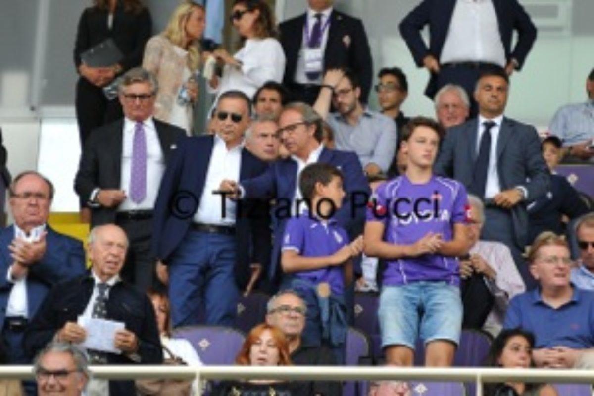 """Calcio: le ultime da casa Fiorentina """"pre"""" Inter"""