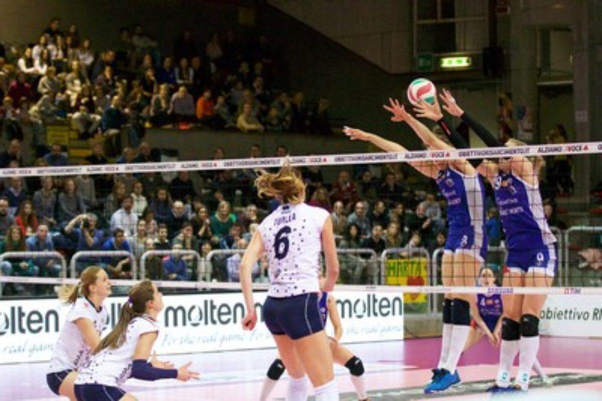 """Volley: Domani il Bisonte invitato alle """"Oblate"""" premiata Francesca Vannini"""