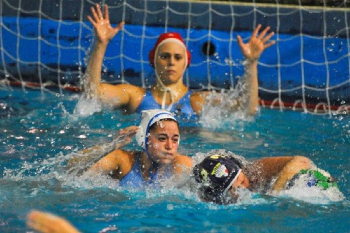 Pallanuoto: A1/F : La Mediostar Waterpolo Prato batte l'Orizzonte Catania 13-12
