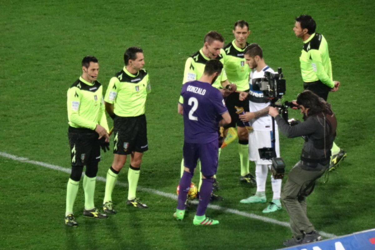 AIA/CAN: Celi per Atalanta Fiorentina