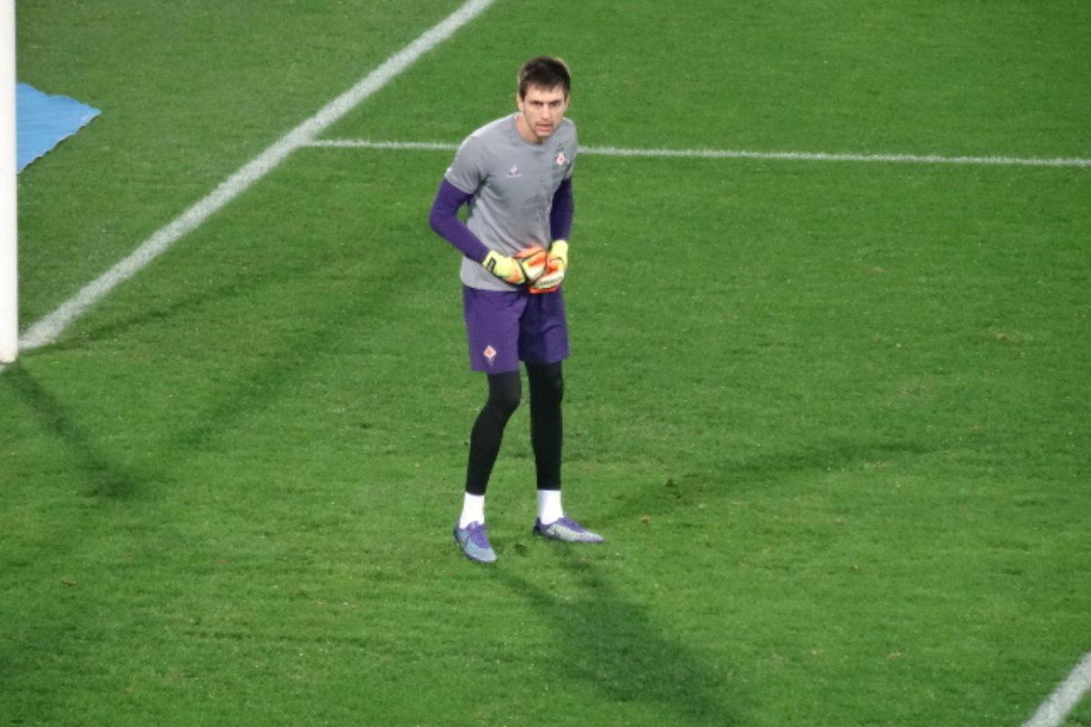 """Fiorentina che fai ??? con un """"Super Tata"""" così cerchi Sirigu o Sportiello ????"""