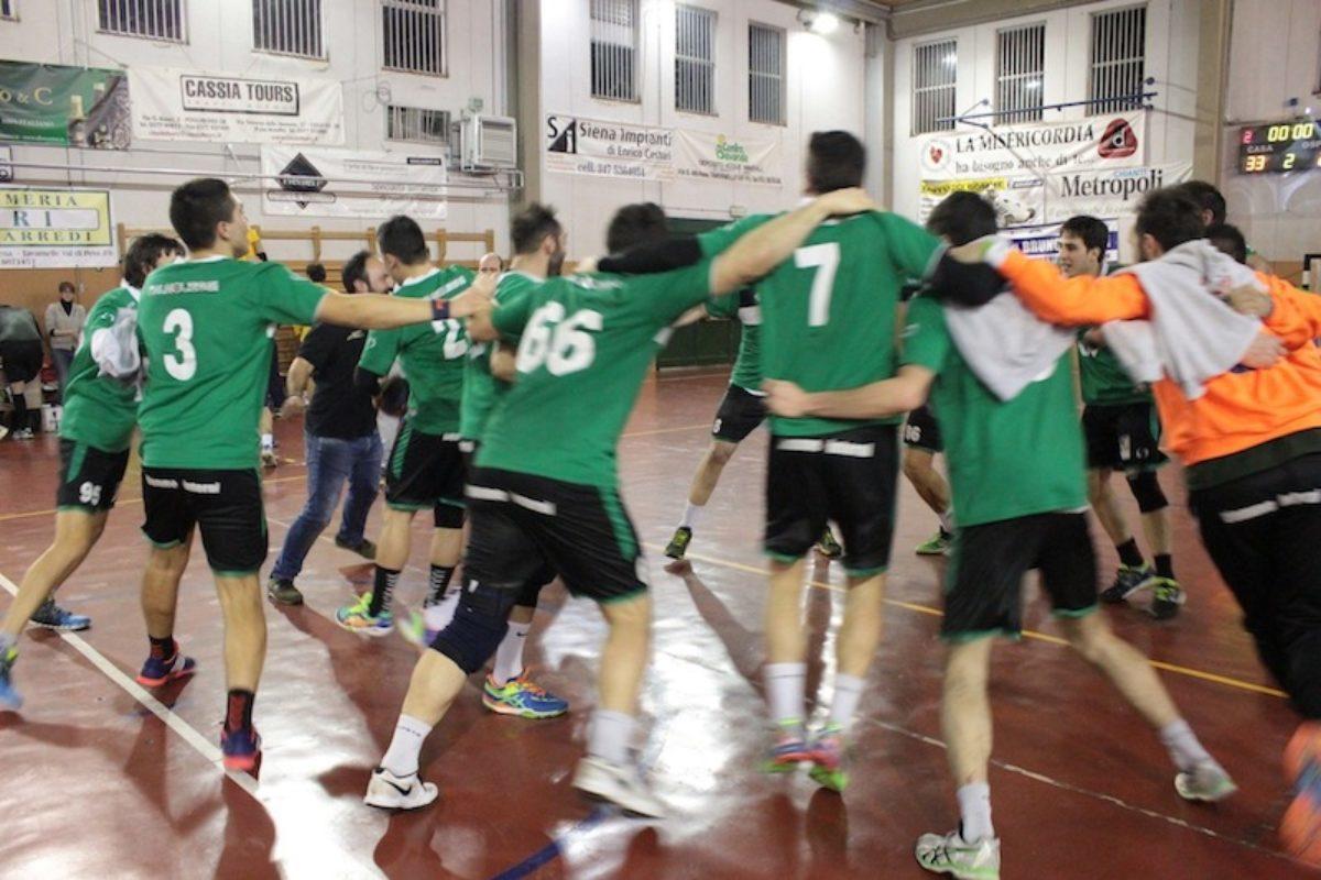 Pallamano: Partono male i play off per il Tavarnelle Chianti Banca: a Parma ko per 1 punto: 31-30