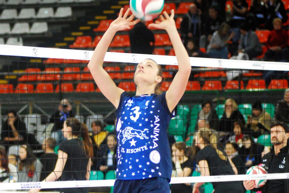 Sport Il Week end sportivo fiorentino: Volley: Bisonte-Savino del Bene  2-3
