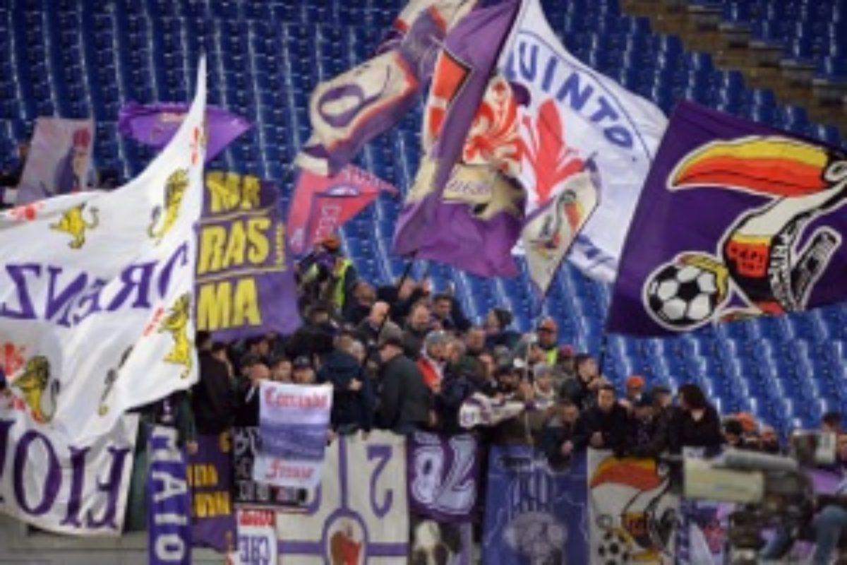 """calcio """"LIVE""""  Roma Fiorentina finale impietoso :  4-1"""