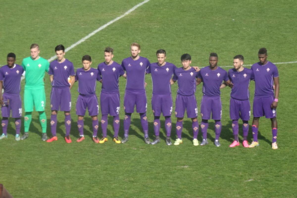 calcio: 68° Viareggio Cup: l'esordio della Fiorentina con il Belgrano st 1-1 !!