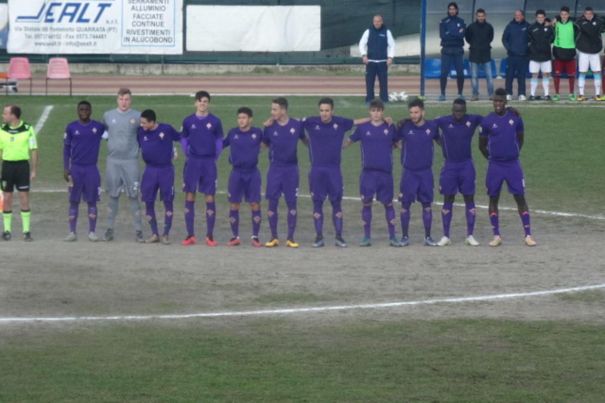 calcio: 68° Viareggio Cup: il 2° impegno viola: Fiorentina-Virtus Entella st 0-2