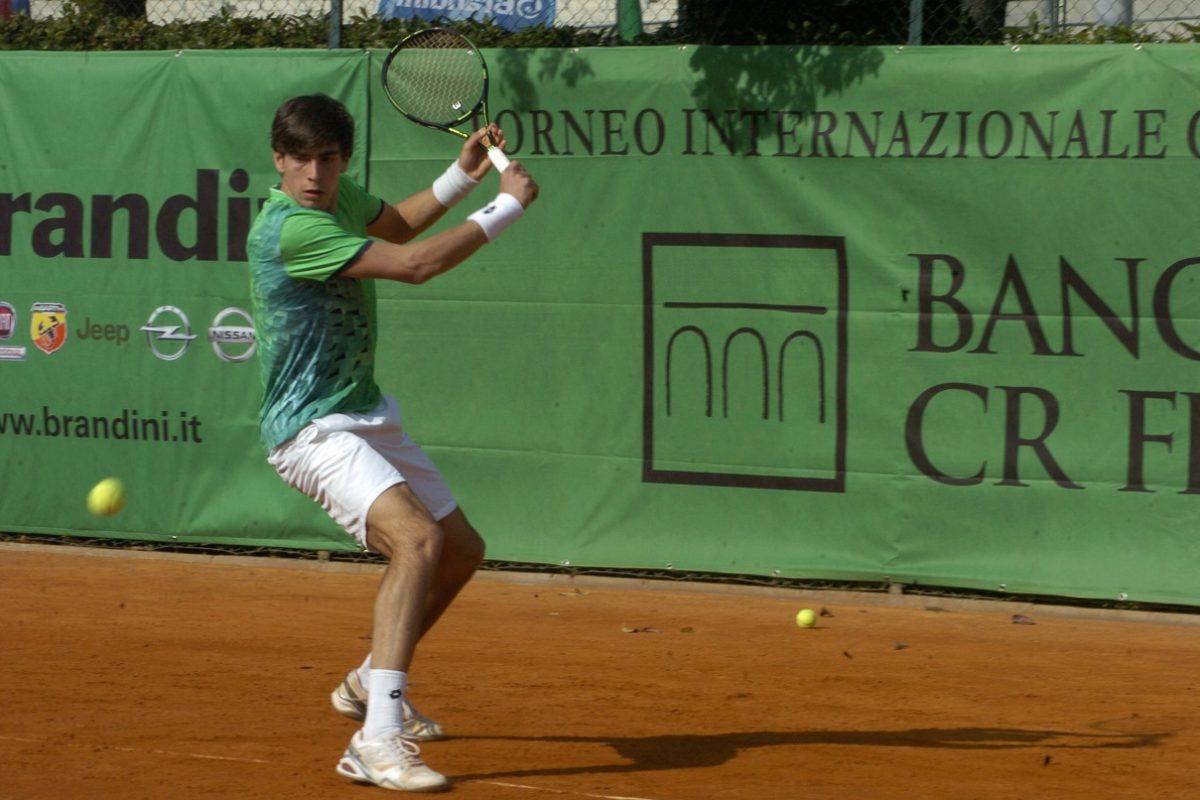 """Tennis"""" Quarti/M al """"41° Città di Firenze"""": Balzarani è il 1° semifinalista"""