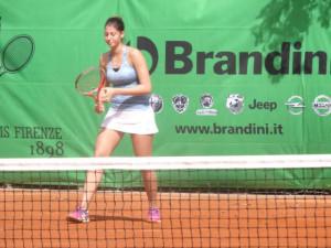 Georgia Andreea Craciun, prima favorita a Firenze