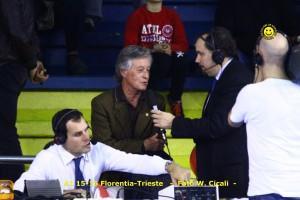 Presidente Pieri intervistato