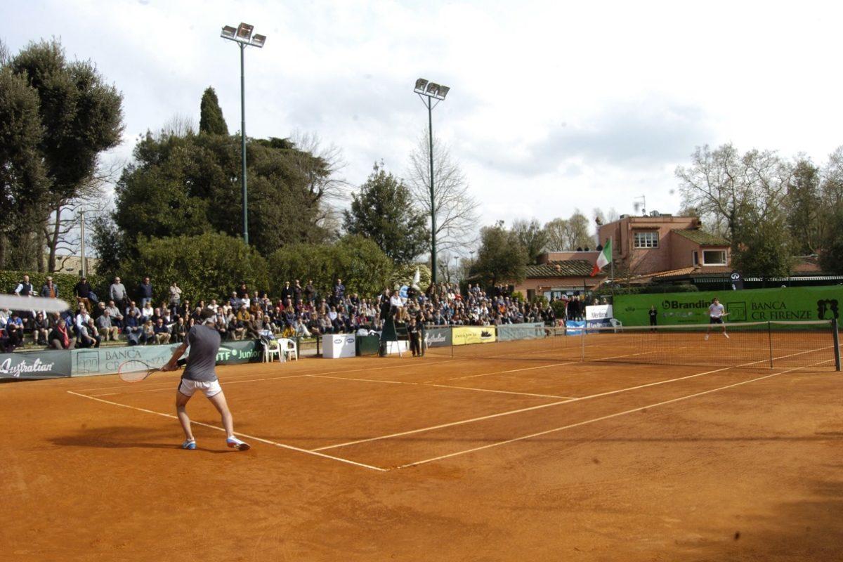 "Tennis:""41° Città di Firenze"" Semifinali maschili ""LIVE"": Balzerani-Dalla Valle 6-3/6-3"