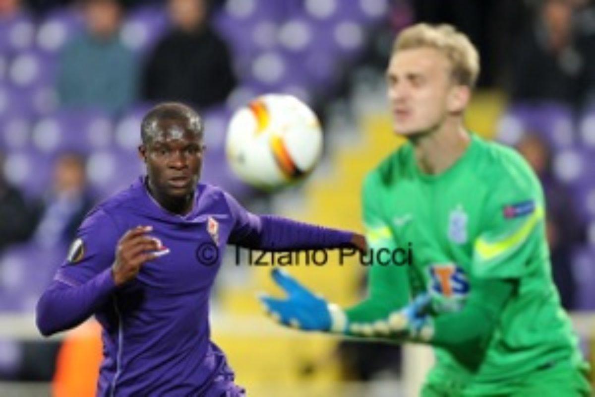 """Calcio: sfogo Kouma Babacar:""""So di aver deluso, mi sono dispiaciuti i fischi, ma voglio rimanere qui"""""""
