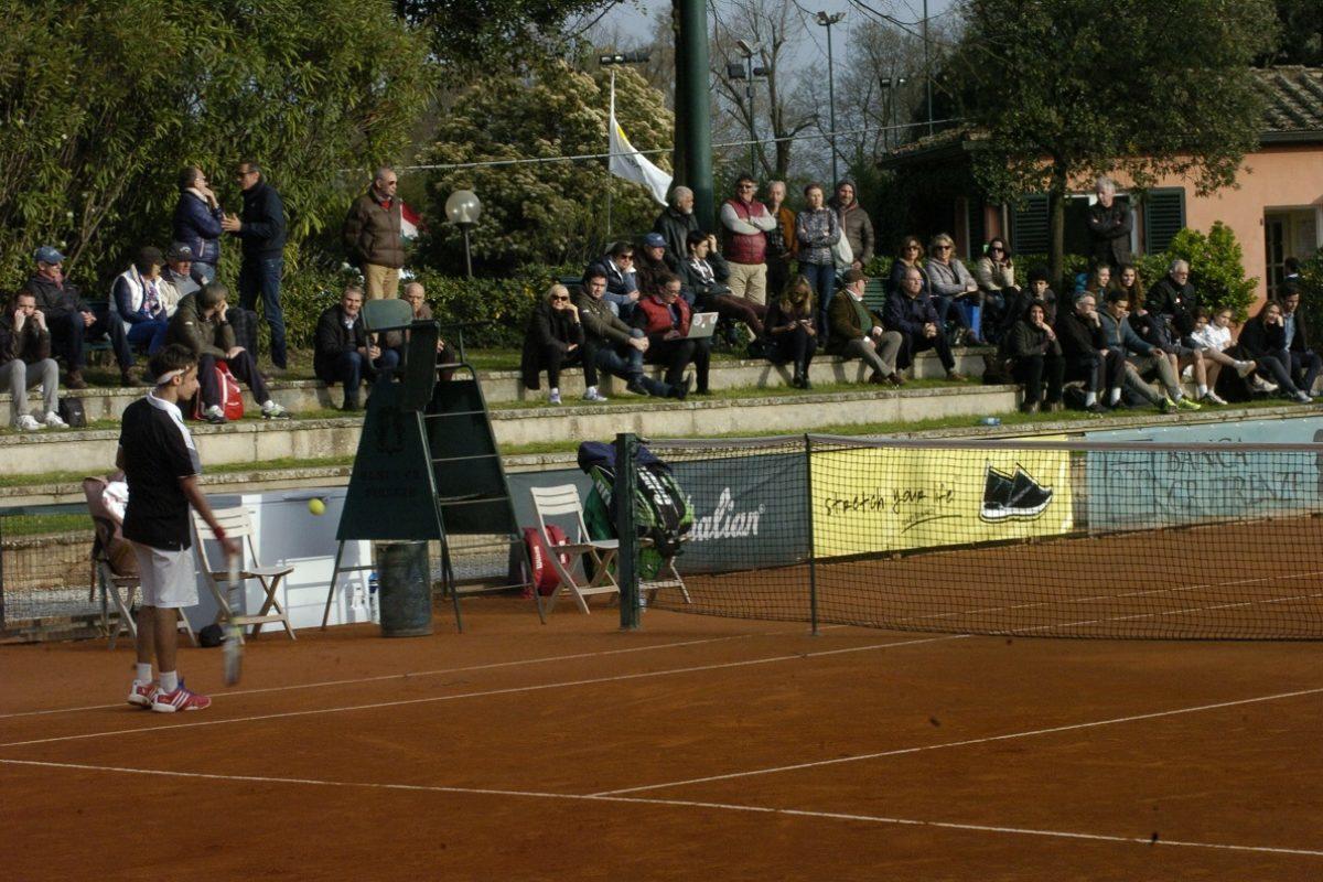 """Tennis: 3° turno al """"41° Città di Firenze"""": …intanto avanti 4 nostri """"Moschettieri"""""""