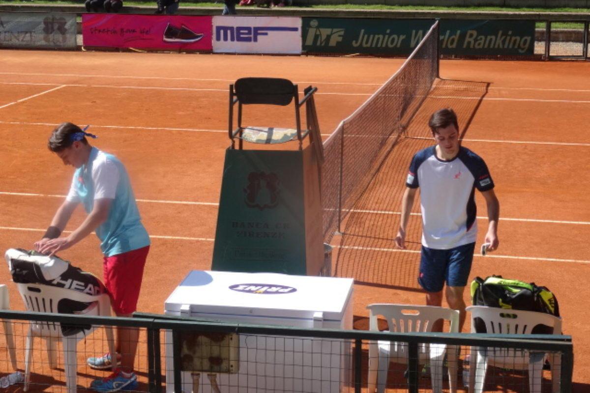 """Tennis: Al """"41°Città di Firenze"""" vanno forte 4 giovani azzurrini"""