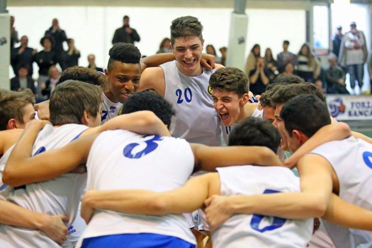 Basket Under 16 Eccellenza: La Sancat nel concentramento di San Severino Marche