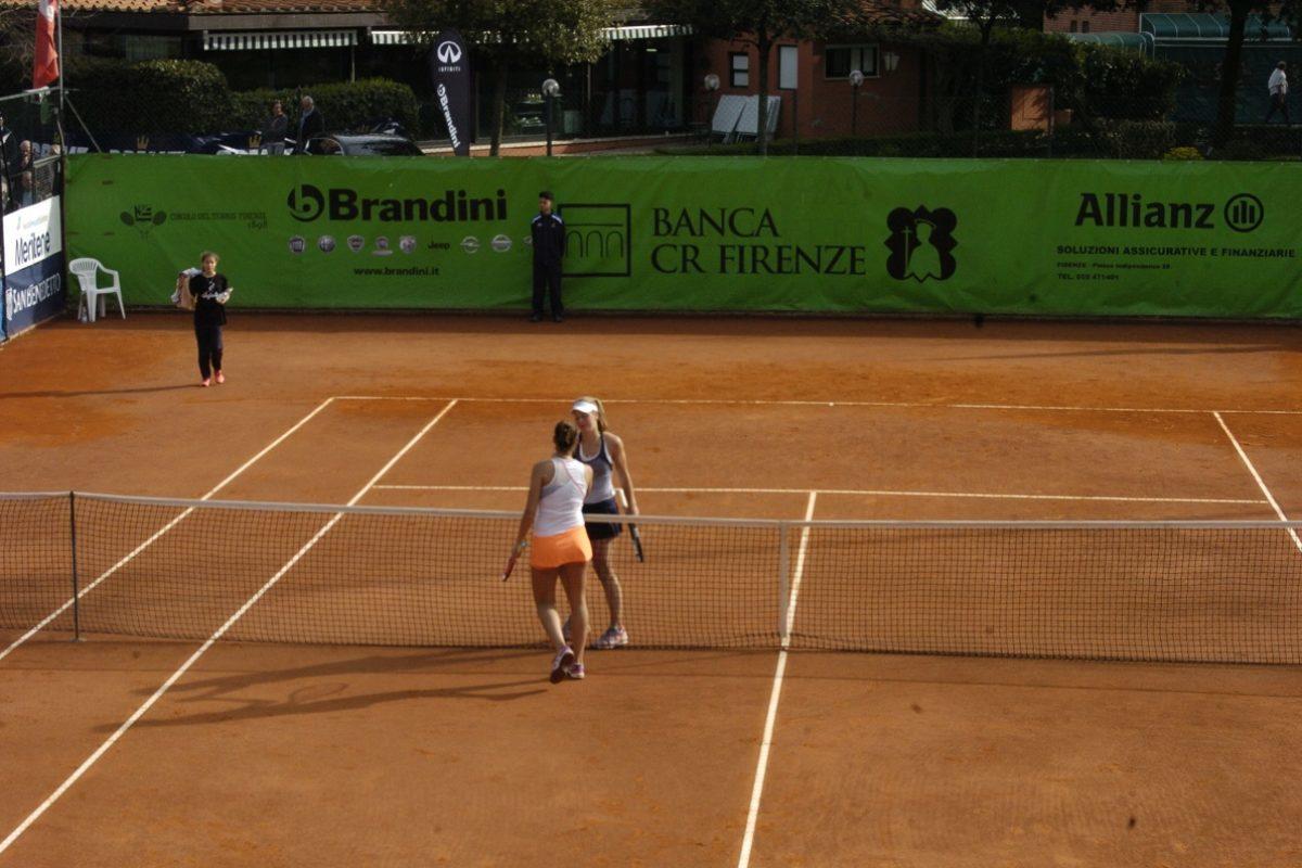 Tennis: tutti gli incontri delle squadre del CT Firenze
