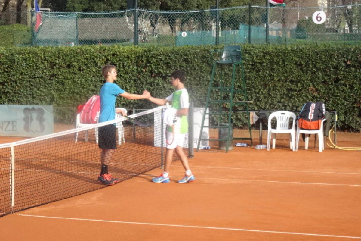 "Tennis: la 2° giornata dei tabelloni maschili, femminili, doppi del ""41° Città di Firenze"""