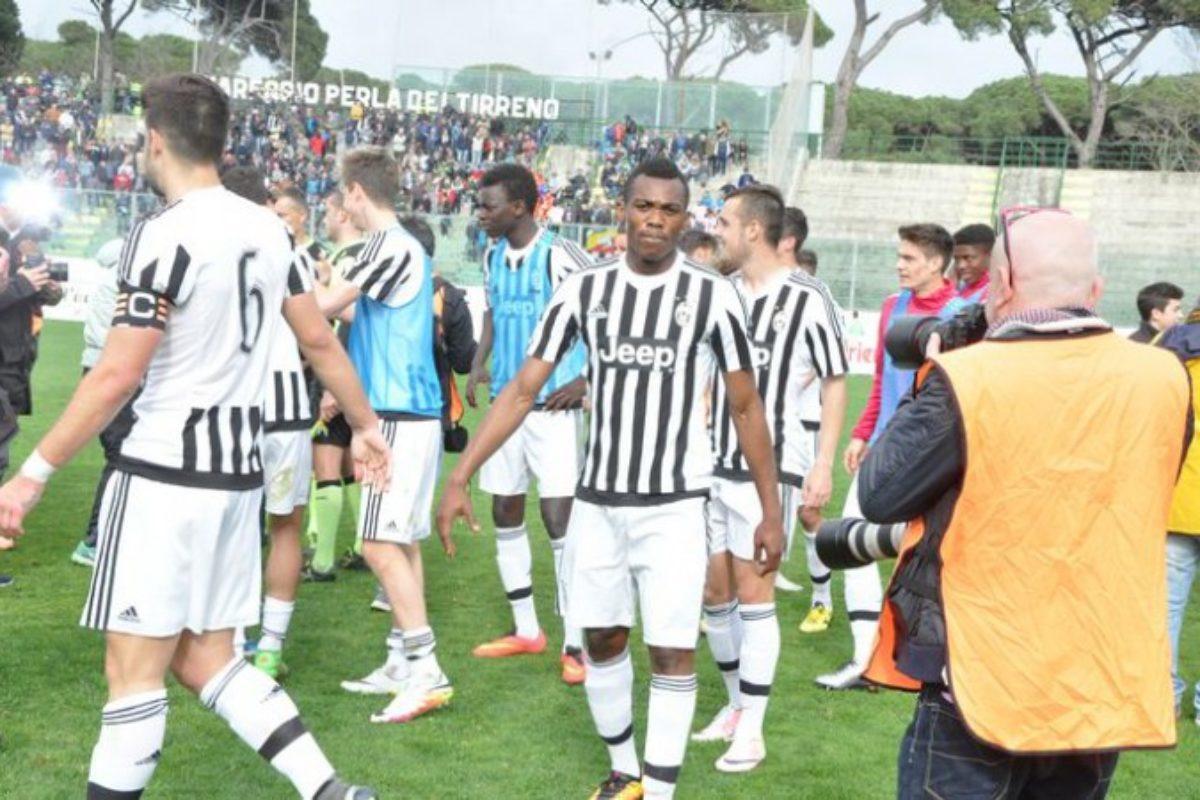 "Calcio Giovanile: la Juventus vince per la 9° volta la ""Viareggio Cup"": Palermo battuto 3-2"