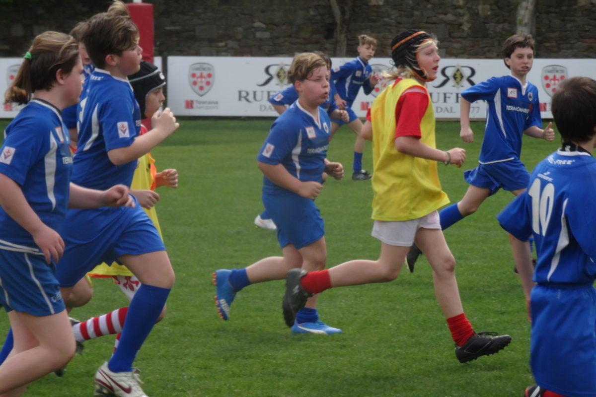 "Rugby: Grande fine stagione al ""femminile"": battute le ""Donne Etrusche 7-3"