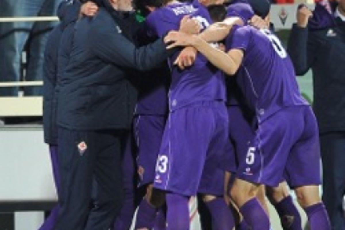 Calcio: Le ultime su Fiorentina Palermo