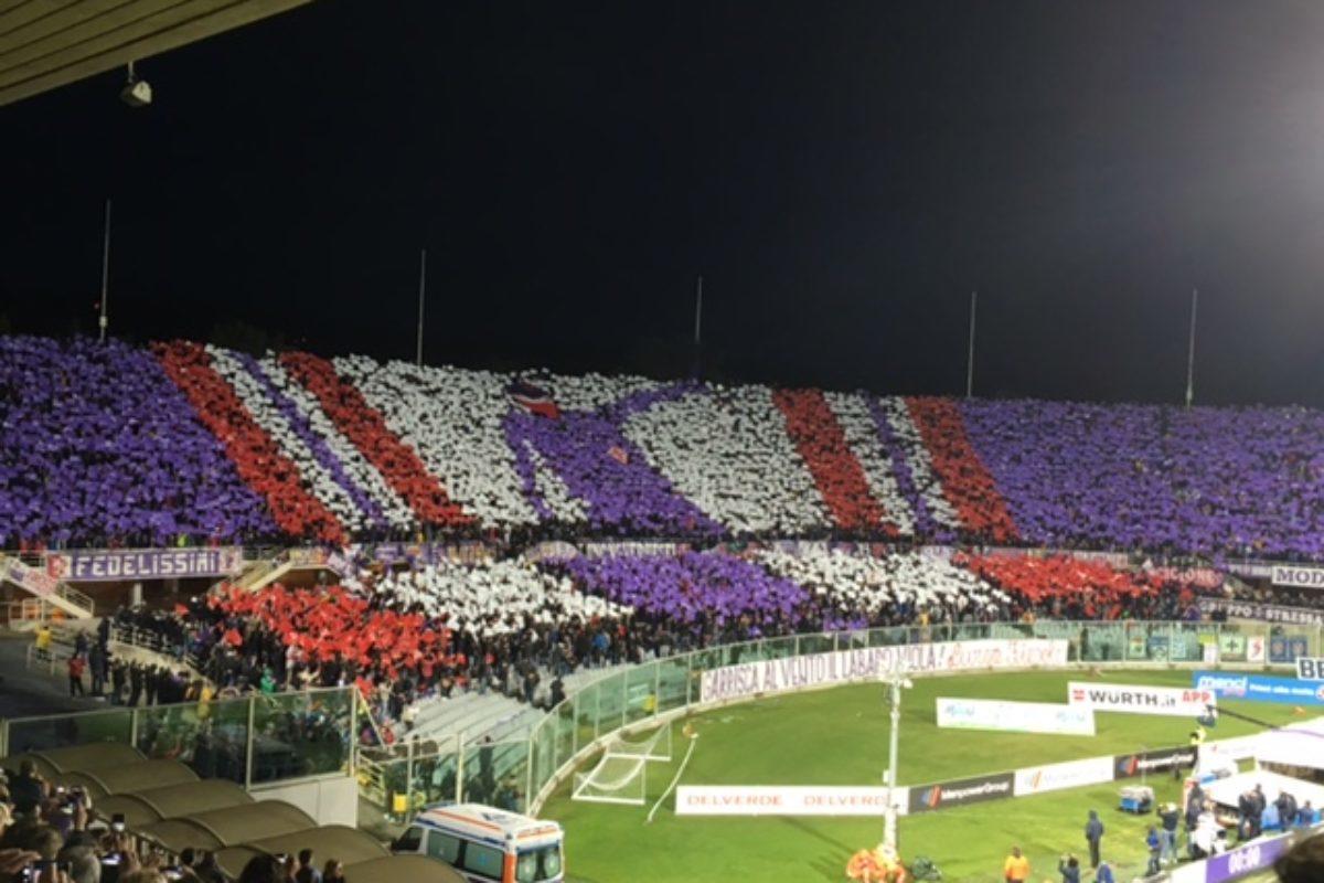 calcio: La Juve è Campione, ma non ha festeggiato al Franchi !!  ( magra consolazione…)
