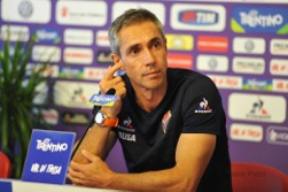 Calcio: sabato il 1° incontro tra Andrea Della Valle e Paulo Sousa ??