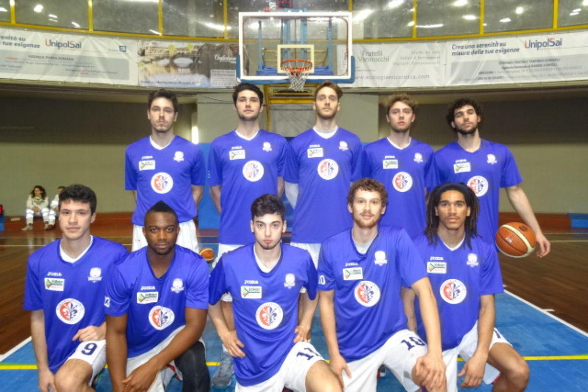 """Basket B/M : Domani sera a San Marcellino ( ore 21.15) una """"decisivissima"""" Fiorentina Basket-Crema"""