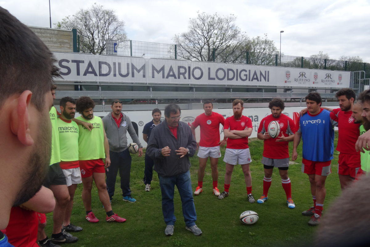 "Rugby: A""Pool"" Promozione I Medicei-Capitolina 8 -17 .."