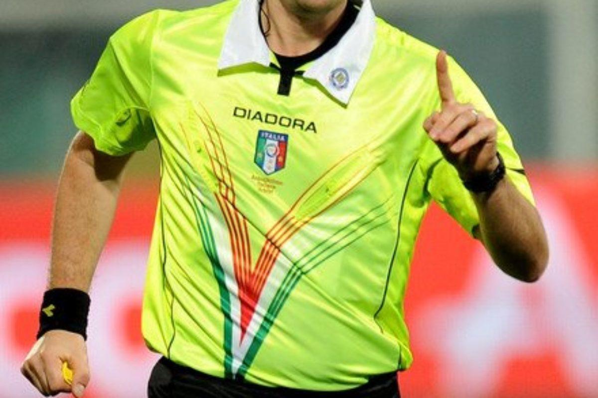 Calcio Gli arbitri del penultimo turno: Orsato per Fiorentina Palermo