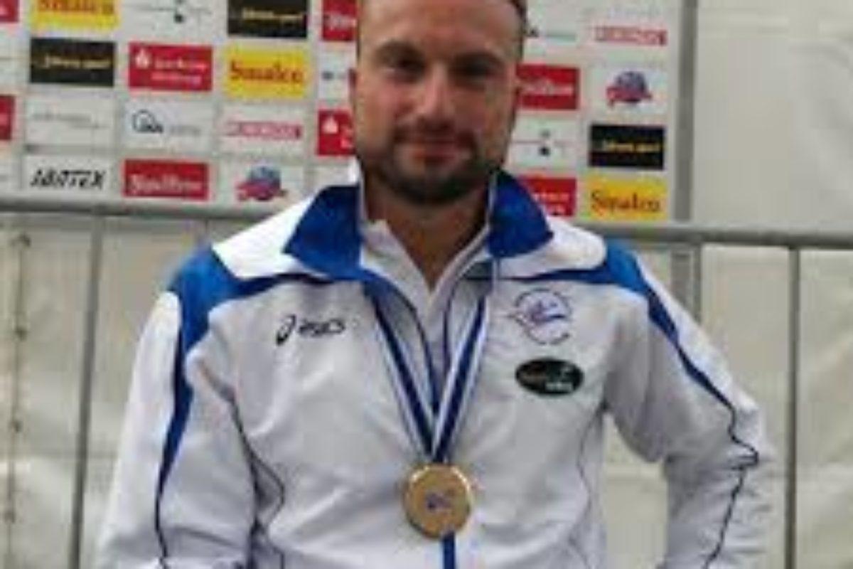 canoa:Pier Alberto Buccoliero ancora Campione del Mondo di Para-Canoa