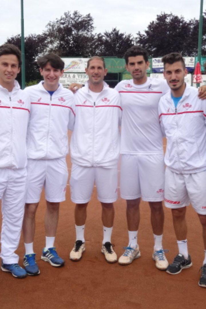 """Tennis: Serie A2/M: Il Ct Firenze battuto nel """"Derby dell'Appennino dal Ct Bologna 4-2"""