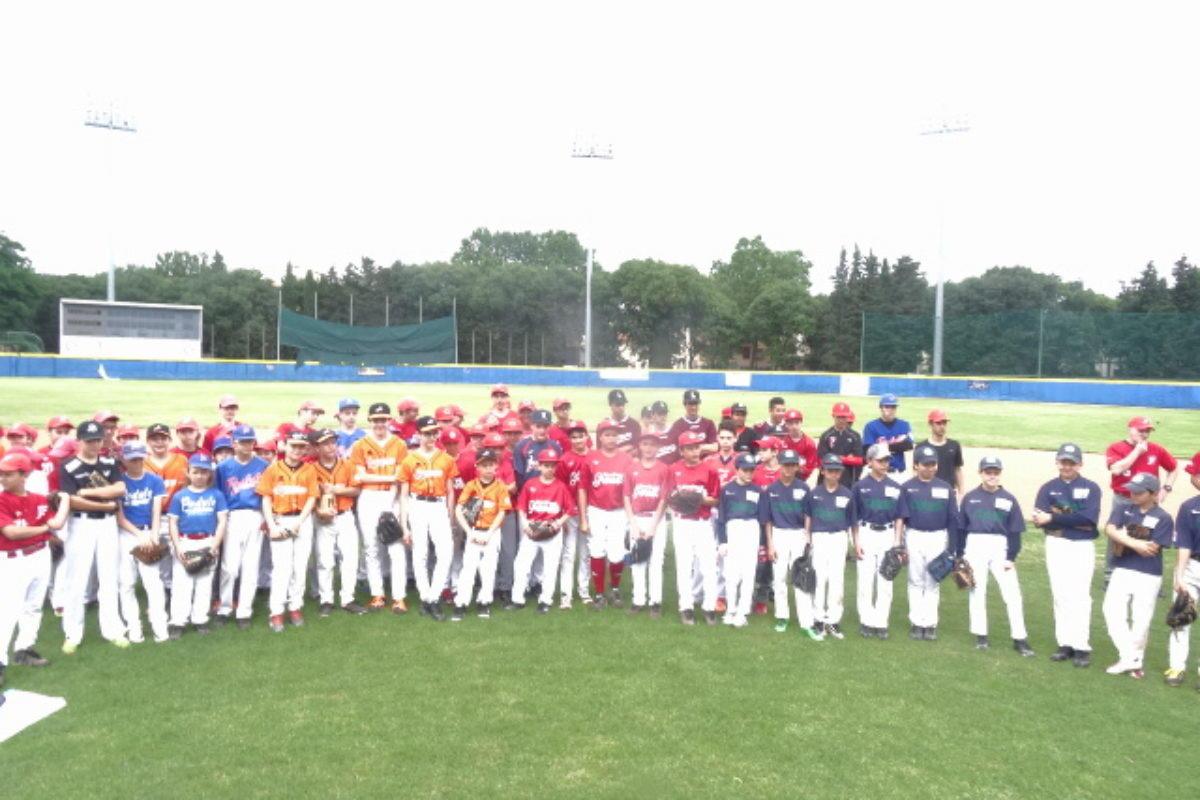 """Baseball: Oggi al """"Cerreti"""" il """"Legend for Youth"""""""