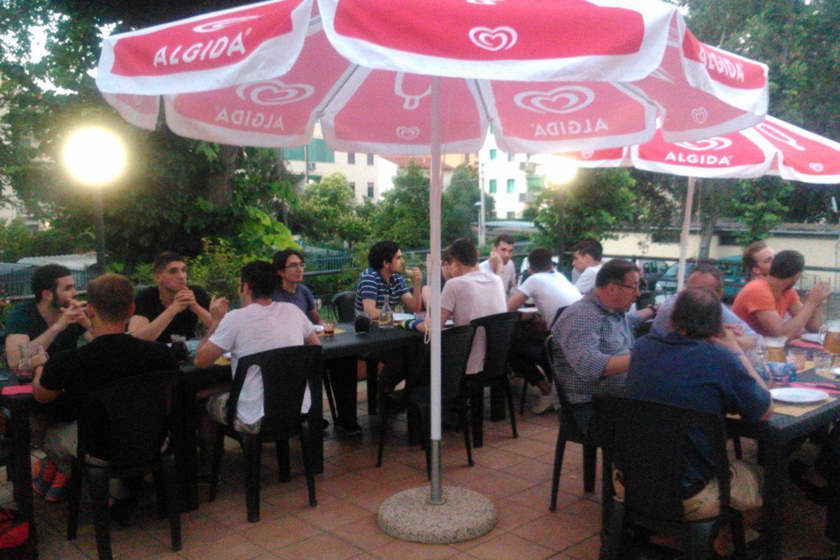 Pallanuoto: L'Acquasport Firenze ha festeggiato la permanenza in Serie B/M