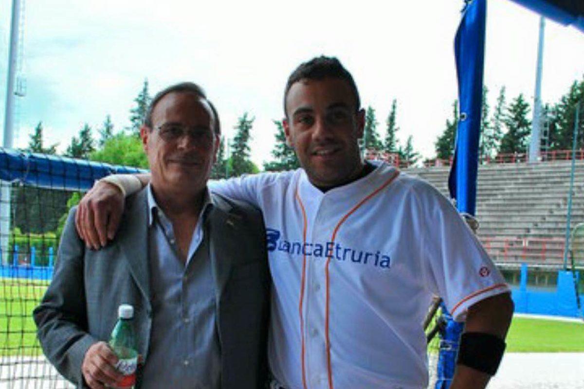 """Baseball: Francesco Pinto dedica il suo """"grande..storico"""" week end a Pier Paolo""""Cesare"""" Vita"""