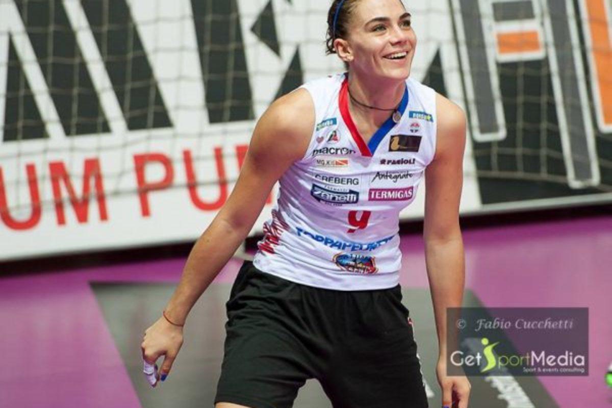 Volley : In casa Bisonte arriva anche Laura Melandri…..!!!