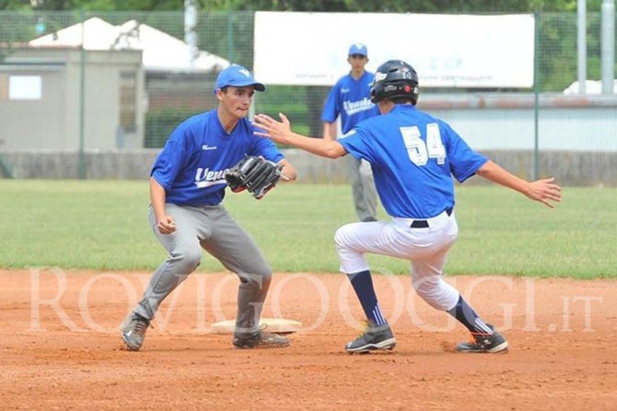 Baseball Giovanile: lo Junior Firenze Campione Regionale
