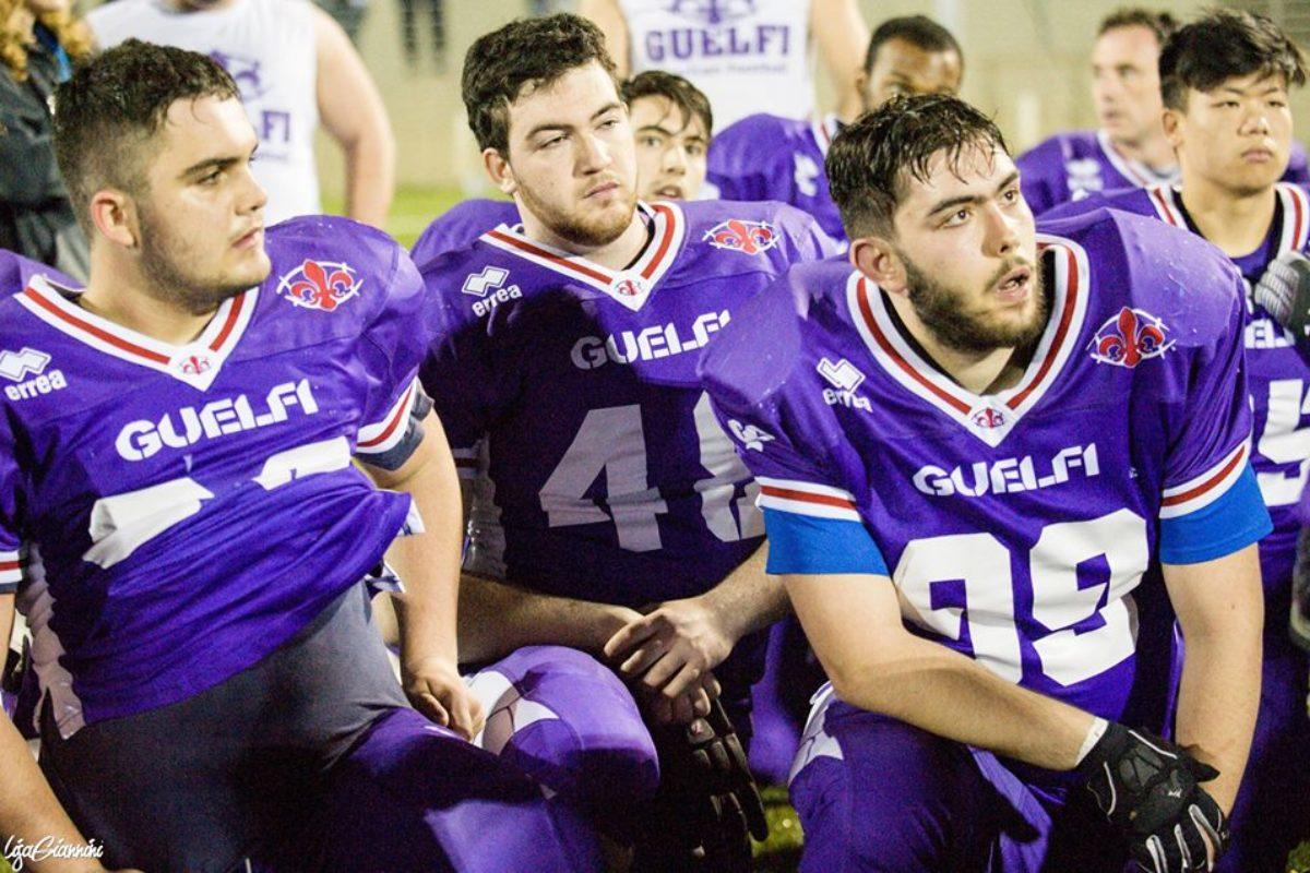 "Football Americano: I Guelfi verso il ""big-match"" con i Panthers Parma"