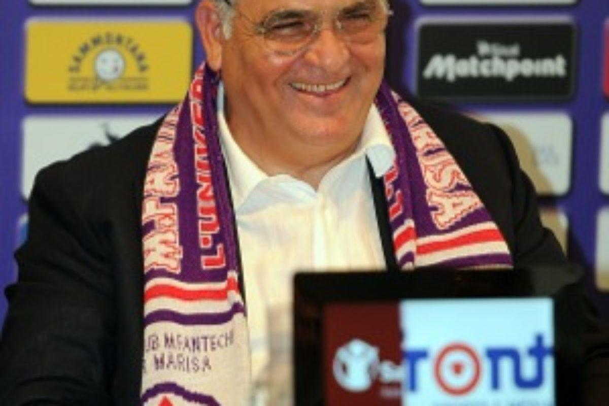 Calcio viola: Ha parlato Pantaleo Corvino