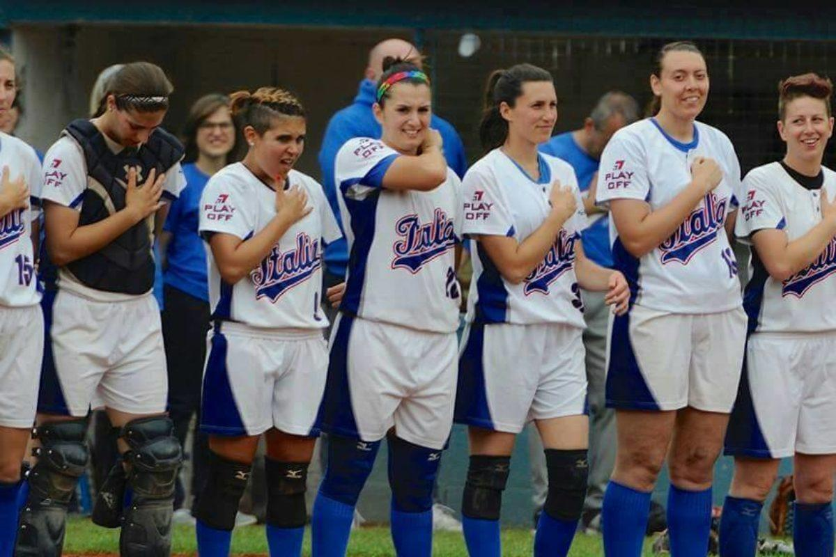 Softball: Europei Under 19/F: 1° sconfitta per l'Italia battuta dalla Gran Bretagna 7-1