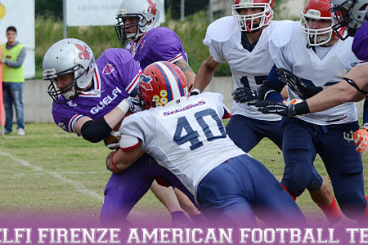 Football Americano: Guelfi Under 16 battuti a Bologna 16-6