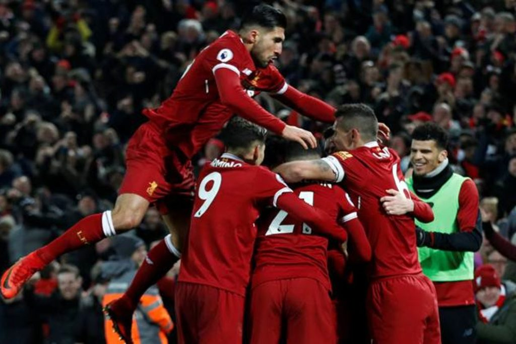 CALCIO CHAMPIONS LEAGUE- IL LIVERPOOL ELIMINA IL CITY