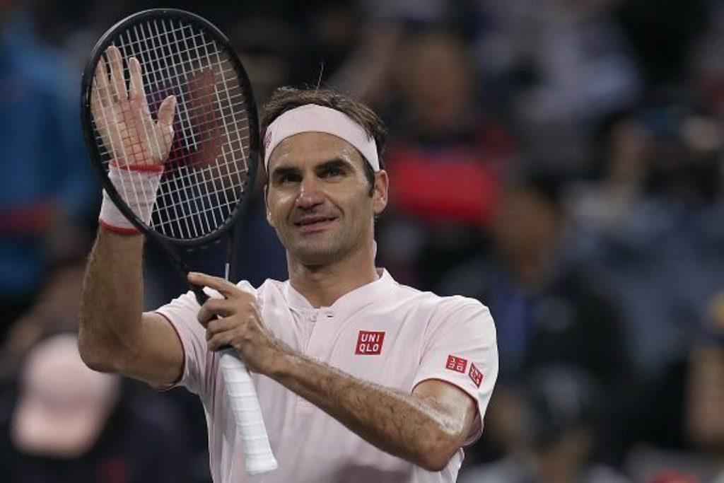 TENNIS: Atp Shanghai, Federer la spunta su Medvedev, Nishikori avanza in rimonta. Lorenzi impegnato ai Caraibi