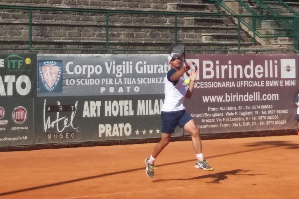 Tennis: A1 M/F: 2 sconfitte per il Ct Prato