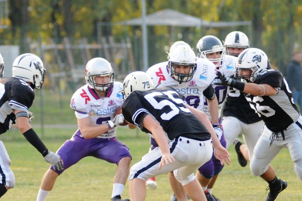 Football Americano: Domenica tutto pronto per i primi match interni degli Under 16 ed Under 19