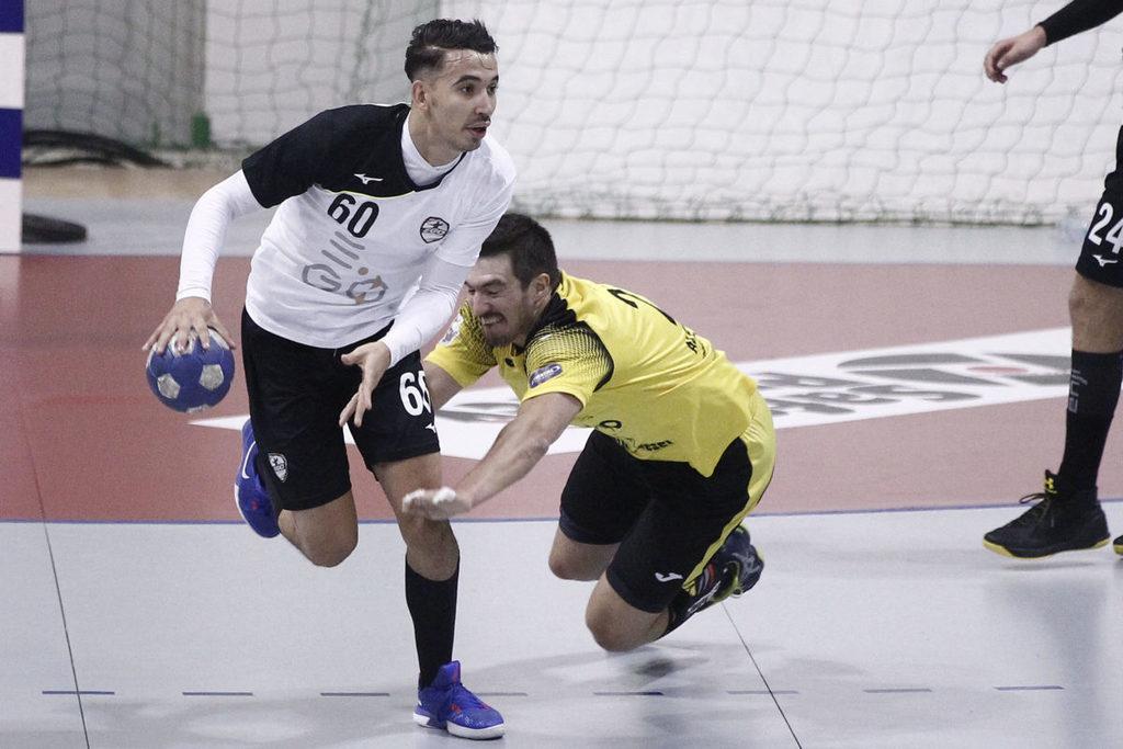 Pallamano: A1/M: Una grande Ego Handball Siena perde a Conversano con l'altissimo onore delle armi 31-27